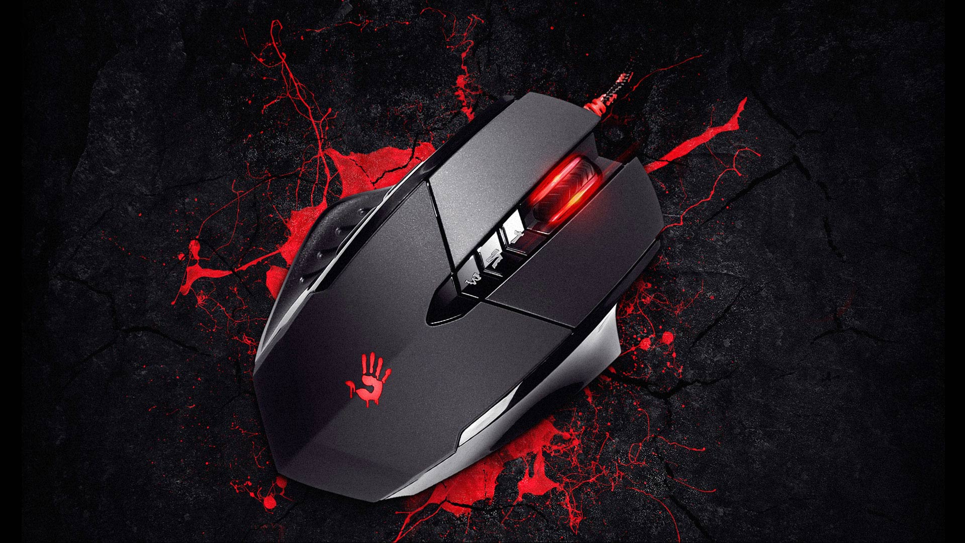 Bloody V7MA Gaming Mouse :: DEXTmall com
