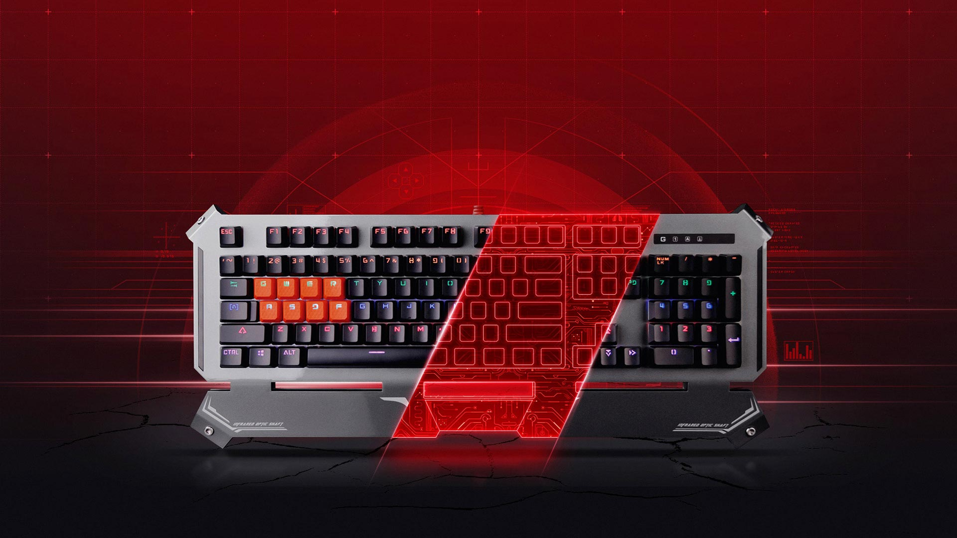 A4Tech B740A Bloody Gaming Keyboard price in Pakistan