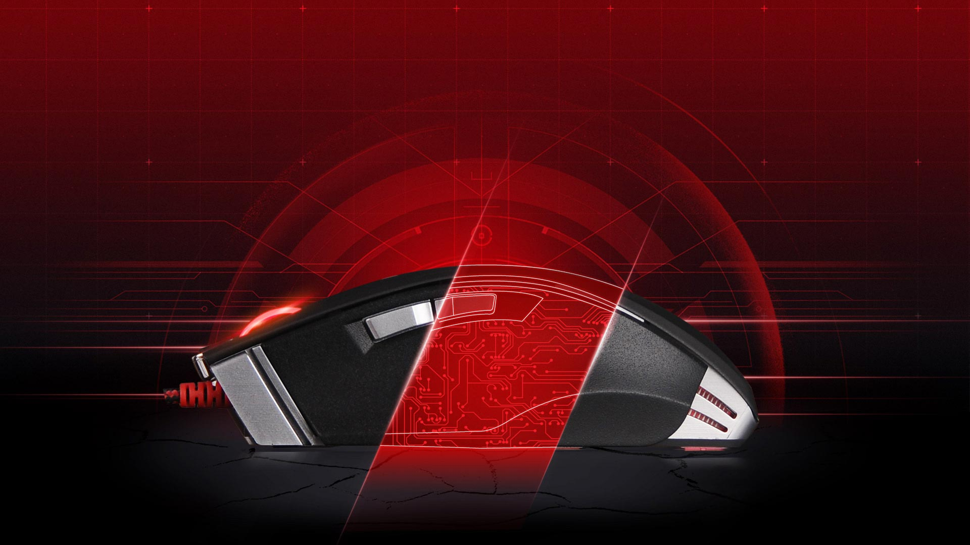 ML160-COMMANDER LASER GAMING MOUSE-Bloody Official Website