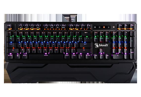 c599380fb53 Light Strike RGB Mechanical Gaming Keyboard. B870R